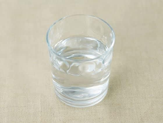 ケイ素入りの水