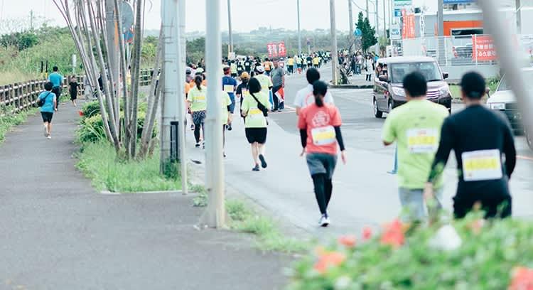 石垣島マラソン10キロコース