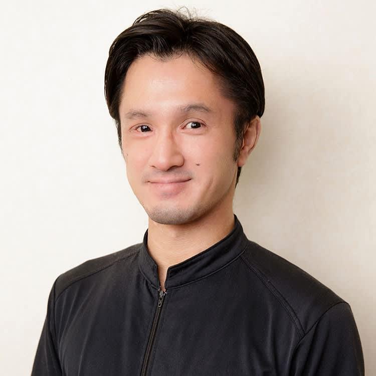 理学療法士・清水賢二