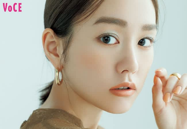 VOCE2020年5月号 桐谷美玲