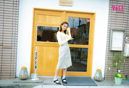 VOCE2019年7月号 桐谷美玲
