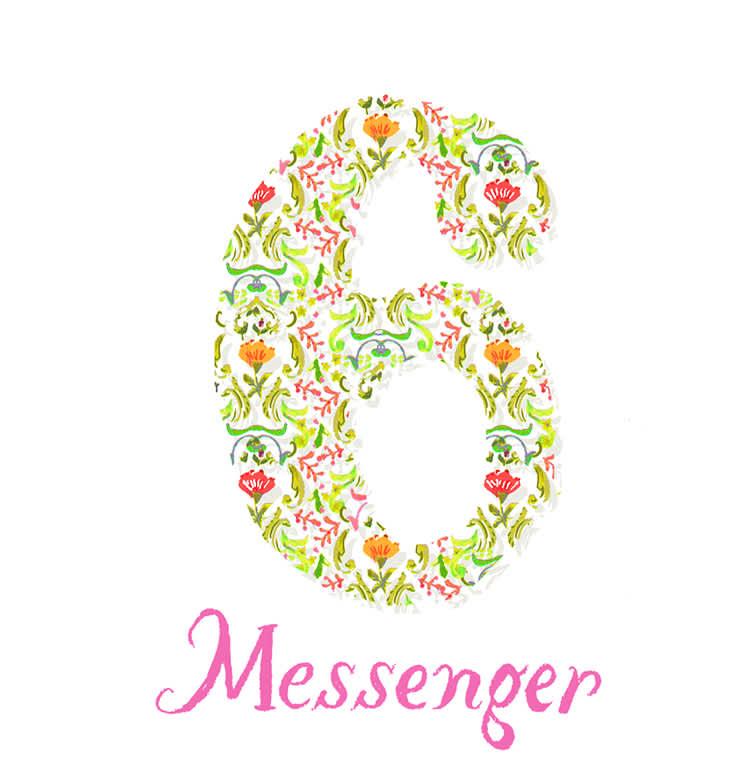マインドナンバー6【メッセンジャー】(Messenger)