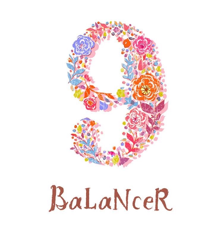 マインドナンバー9【バランサー】(Balancer)