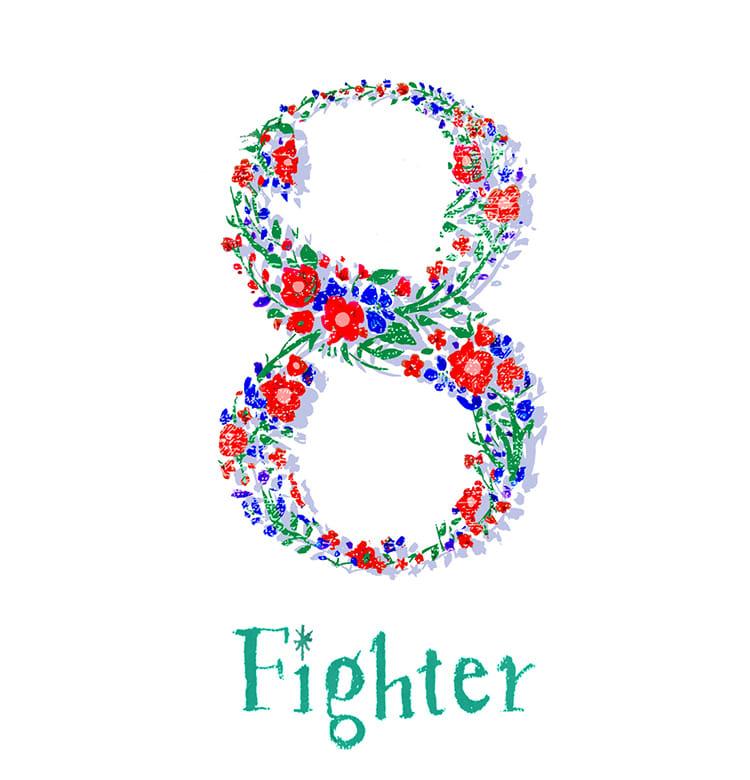 マインドナンバー8【ファイター】(Fighter)