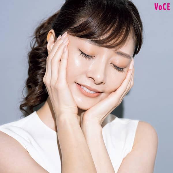 VOCE2021年1月号 石井美保