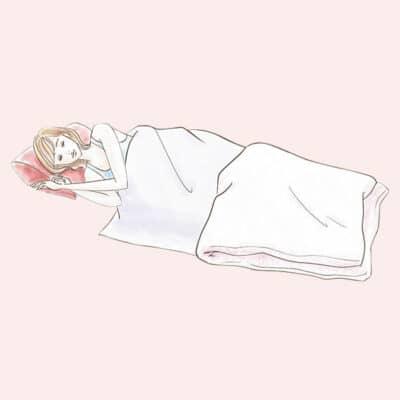 石井さん流_温活睡眠