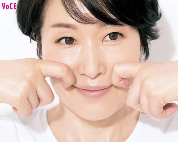 VOCE2020年12月号 小林ひろ美