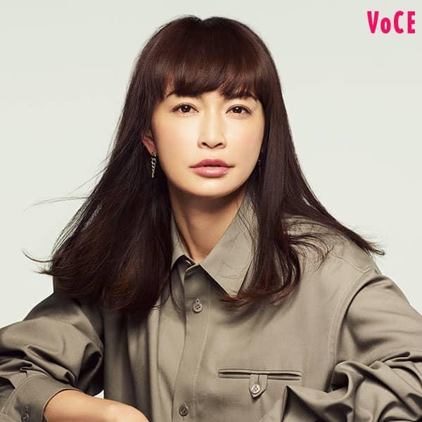 VOCE2121年1月号_長谷川京子