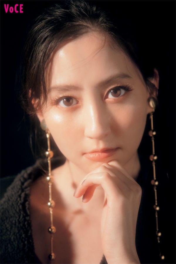 VOCE2020年12月号 河北麻友子