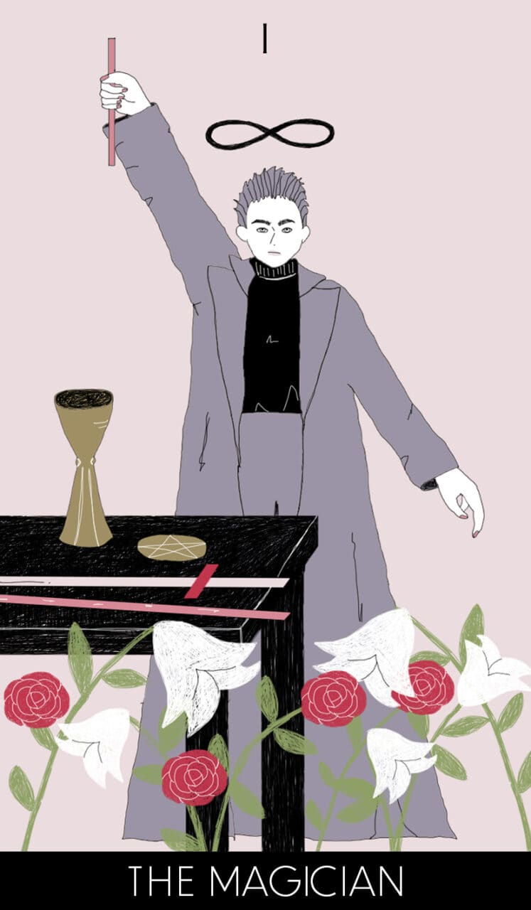 THE MAGICIAN(奇術師)
