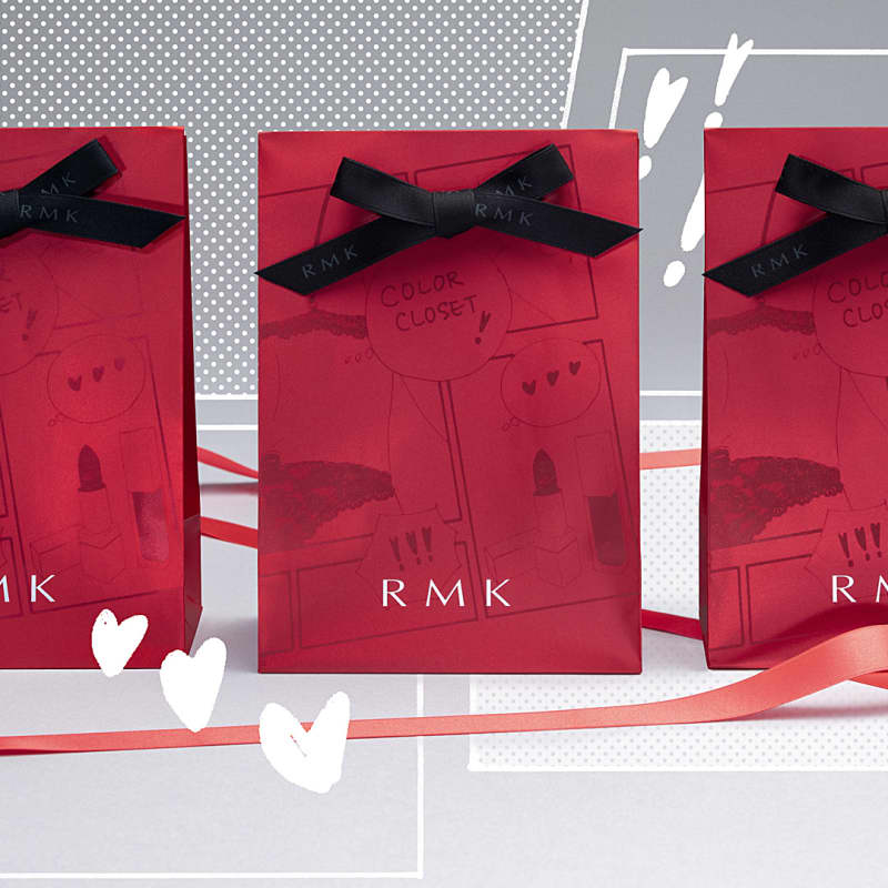 RMK/RMK Division 桜沢エリカとコラボレーション