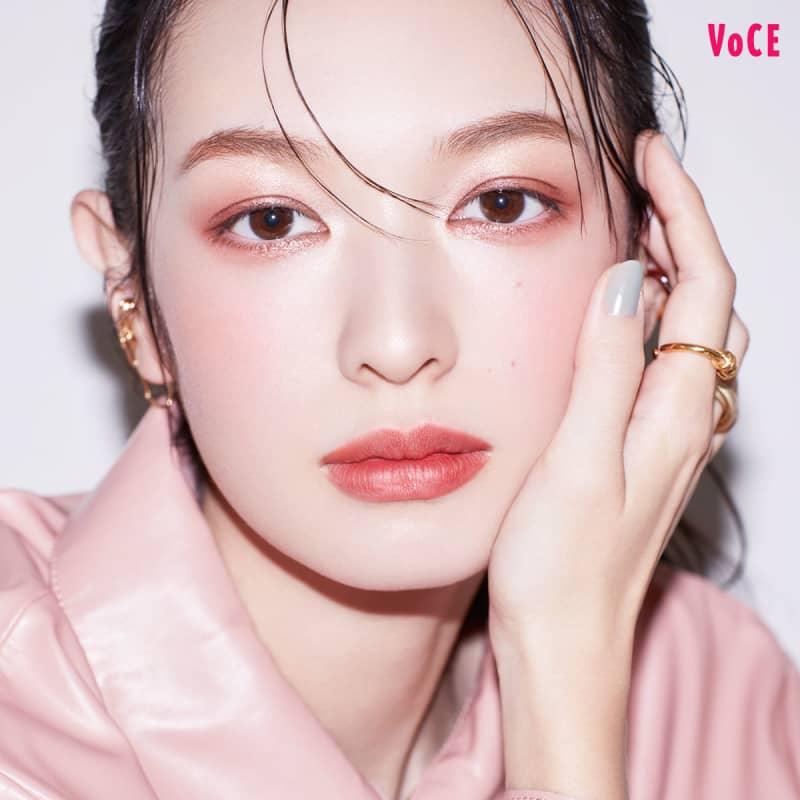 VOCE2021年2月号 森絵梨佳