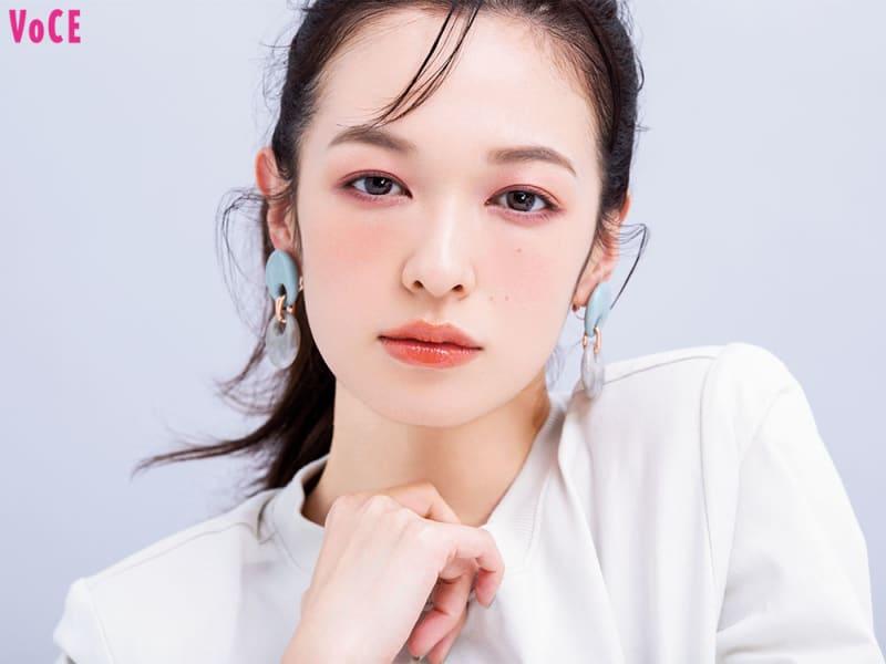 VOCE2021年3月号 森絵梨佳