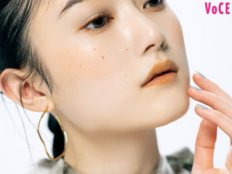 VOCE2021年2月号 椎名美月