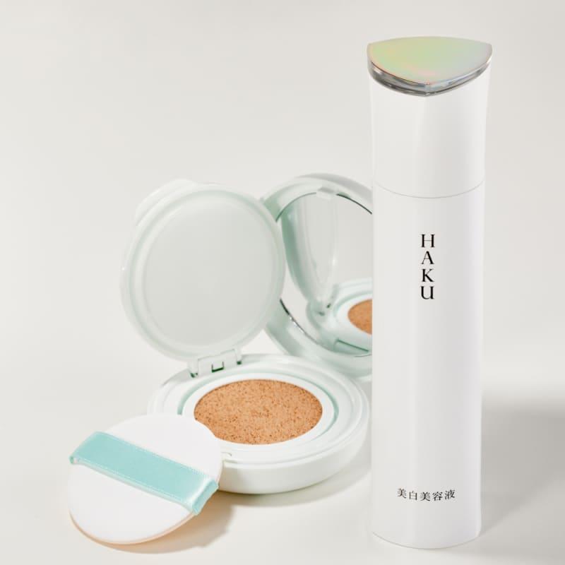 HAKU ボタニック サイエンス 薬用 美容液クッションコンパクト 、HAKU メラノフォーカスZ
