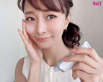 VOCE2021年4月号 石井美保