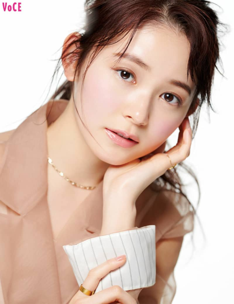 VOCE2021年4月号 久間田琳加