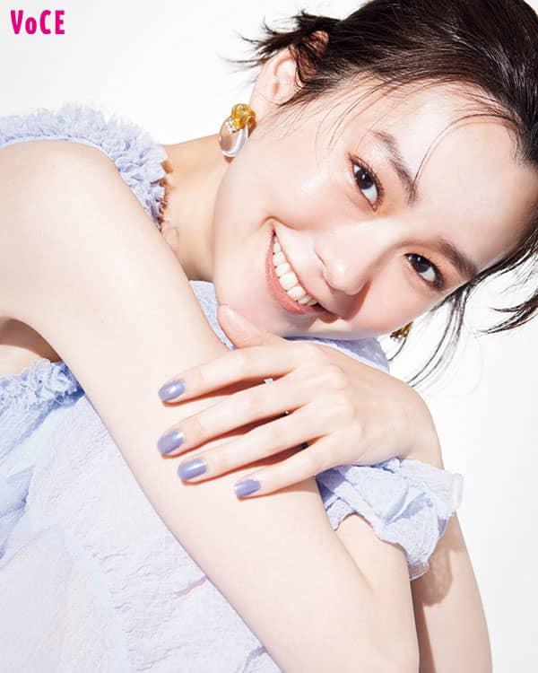 VOCE2021年6月号 桐谷美玲