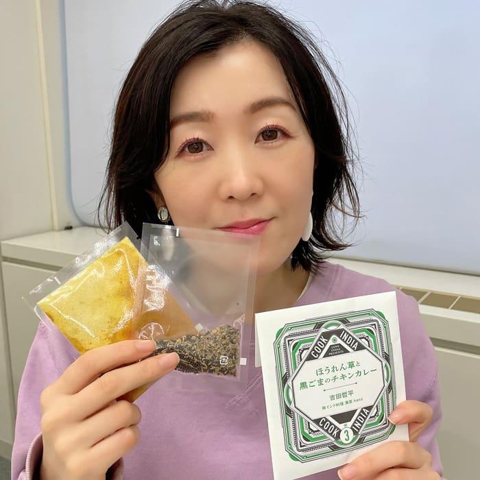 VOCE編集部員・西村美名子