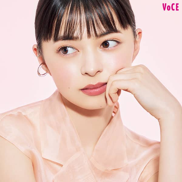 VOCE2021年7月号 上國料萌衣