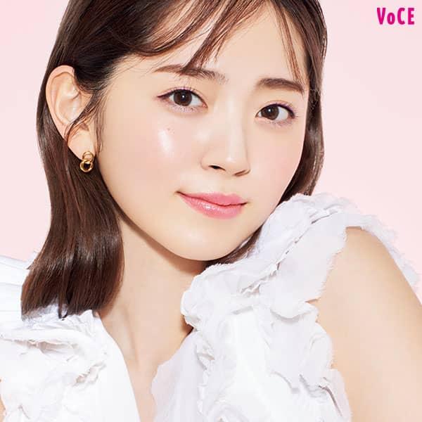 VOCE2021年7月号 鈴木愛理