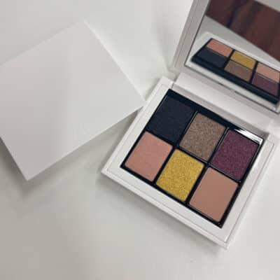 ZARA EYE COLOR IN 6 Refillable Eyeshadow Palette