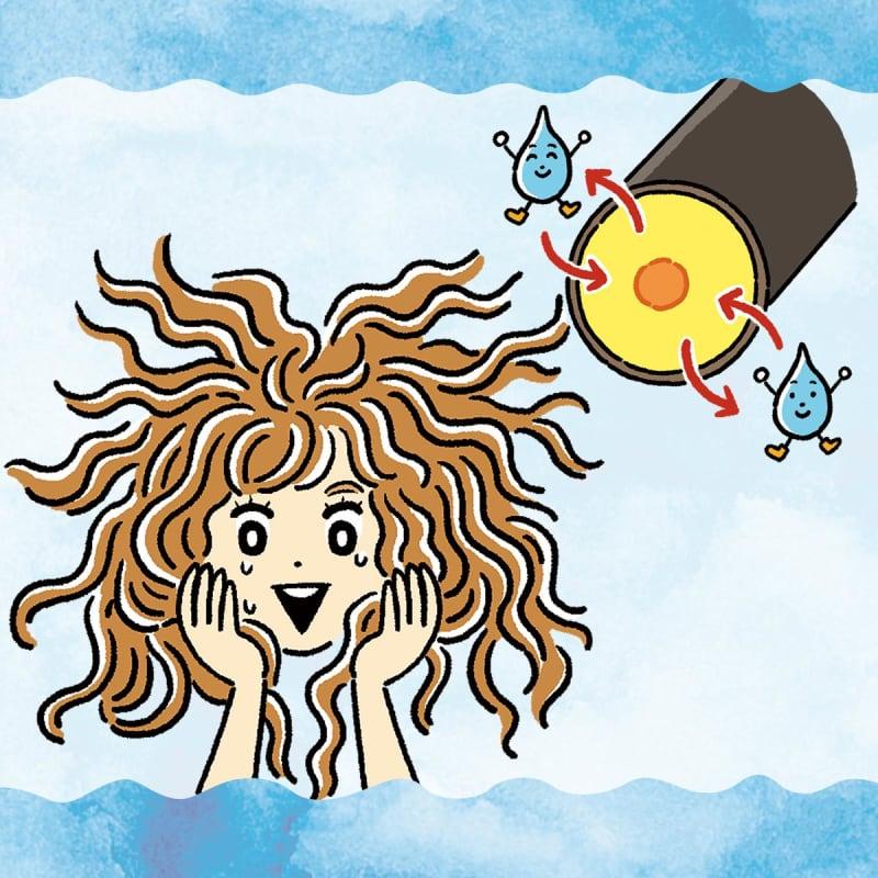 湿気と「毛」問題まるっと解決術