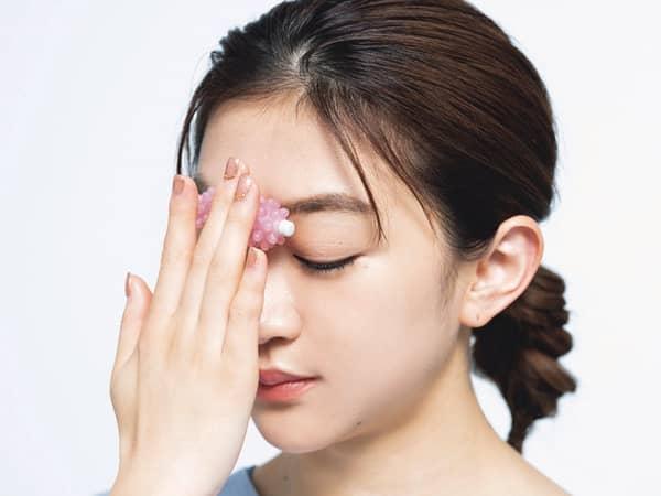 金平糖ローラーミニ目や鼻筋