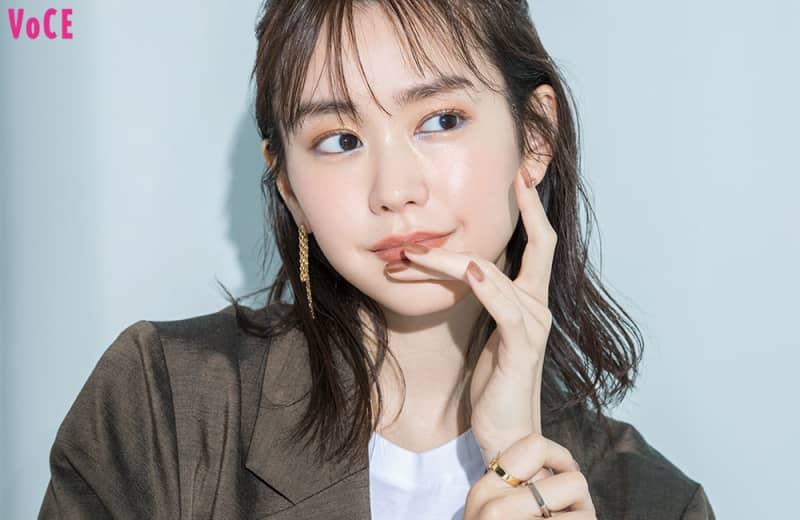 VOCE2021年7月号 桐谷美玲