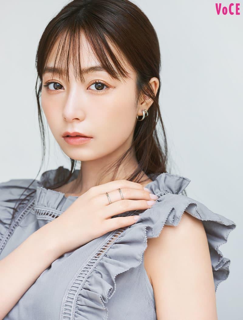 VOCE2021年9月号 宇垣美里