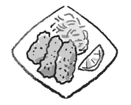 カキフライ