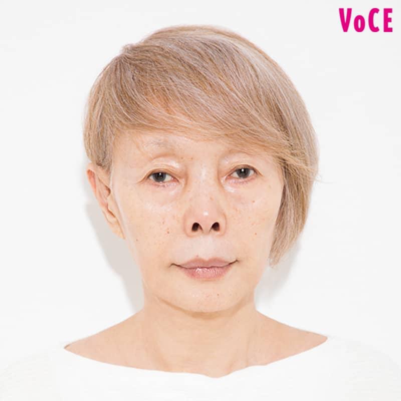研ナオコさん スッピン