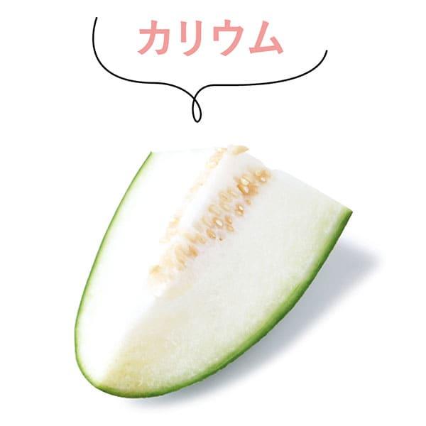 冬瓜(カリウム)