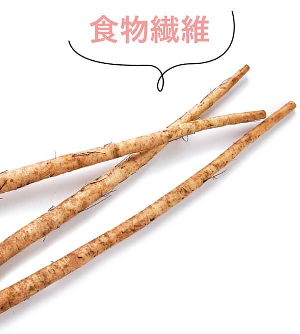 ごぼう(食物繊維)