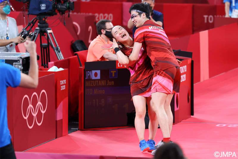 伊藤美誠選手の東京オリンピック2021激闘を振り返る〜卓球 女子シングルス