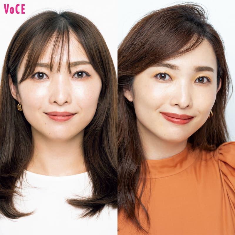 VOCE2021年11月号 長谷川智代
