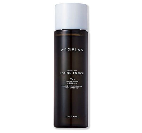 アルジェラン オーガニック認証 高保水化粧水
