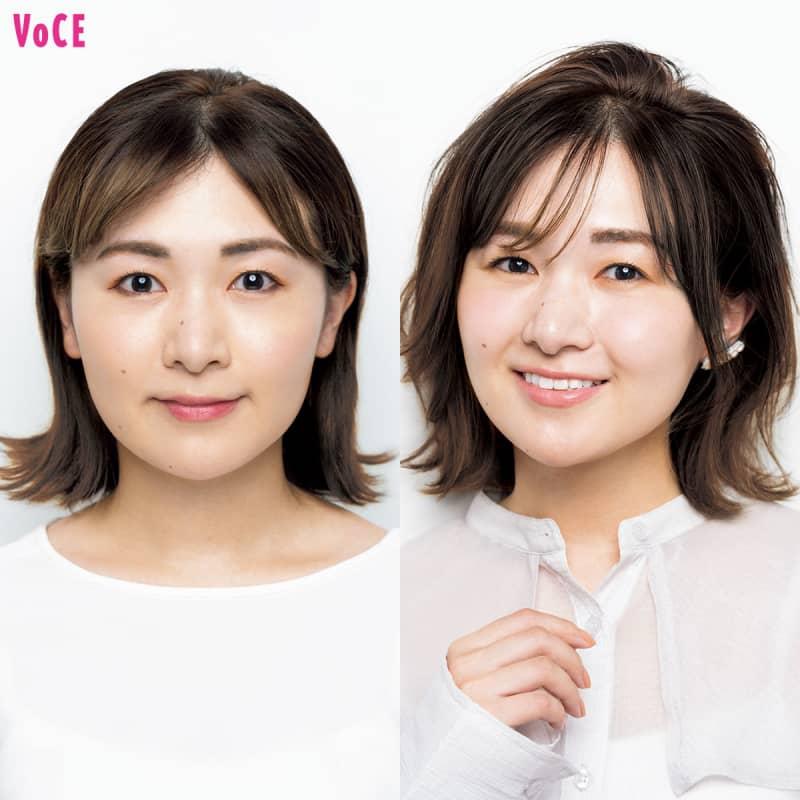 VOCE2021年11月号 齊藤彩