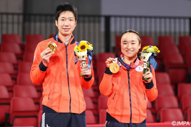 伊藤美誠選手の東京オリンピック2020激闘を振り返る〜卓球 <表彰台>