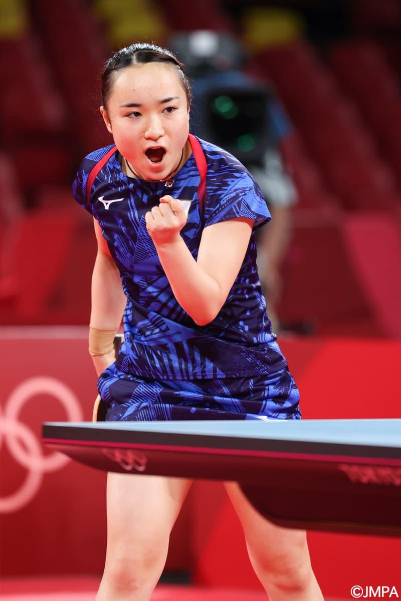 伊藤美誠選手の東京オリンピック2021激闘を振り返る〜卓球 <女子団体>