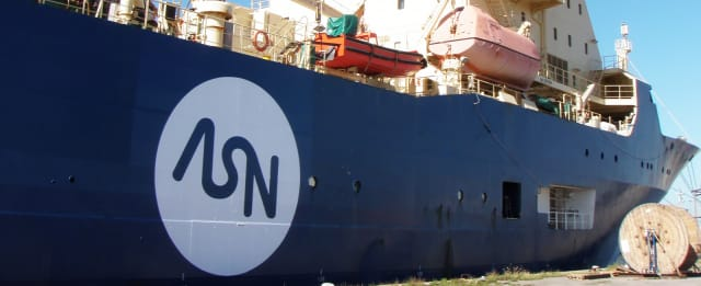 Cable ships en route to key sites in advance of main lay