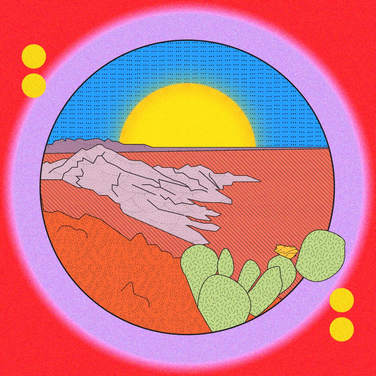 neon west