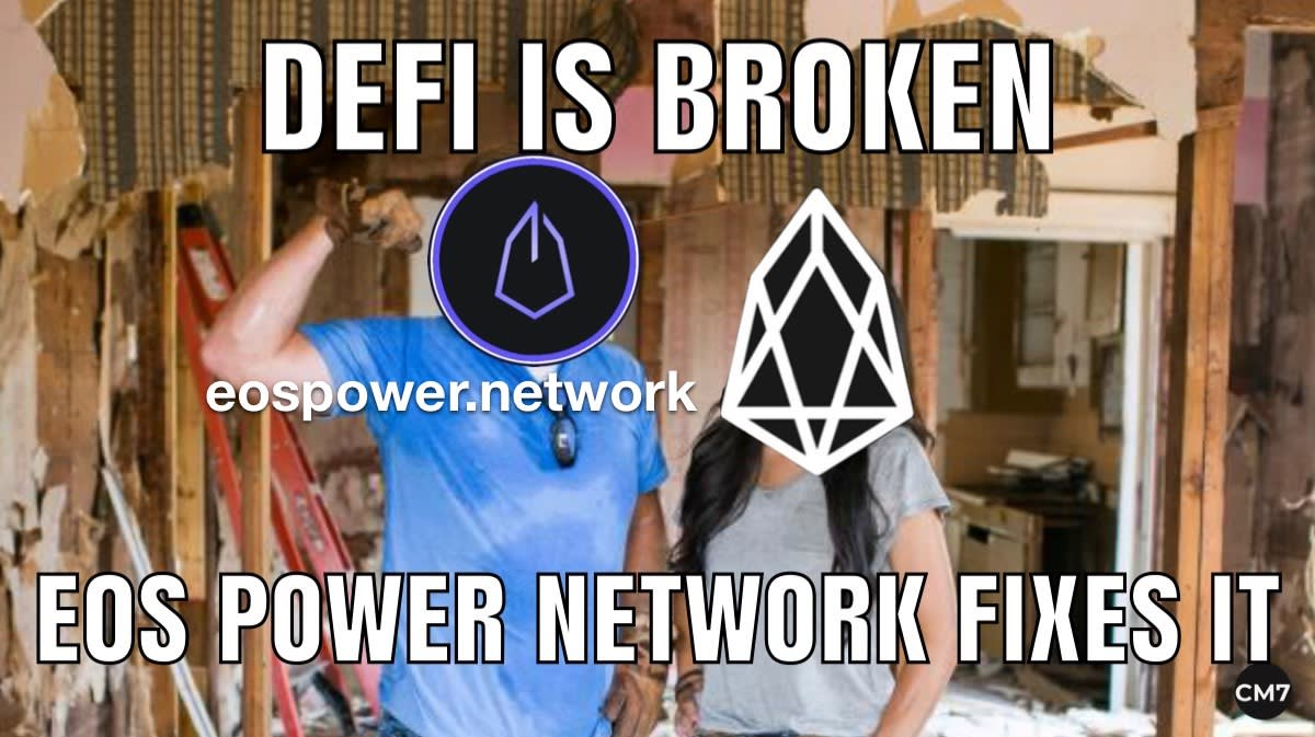 DeFi is Broken