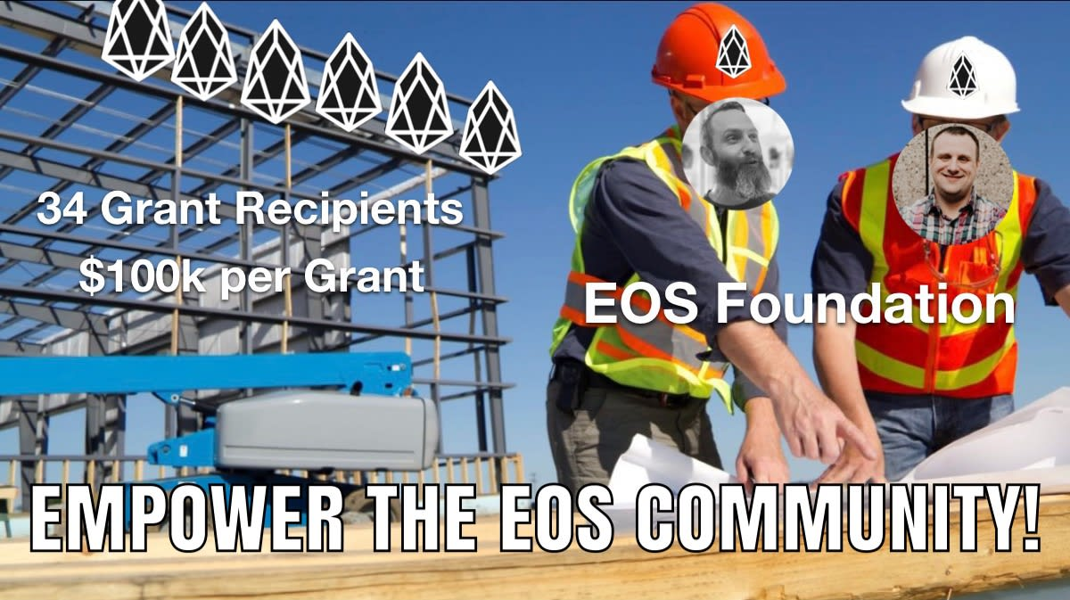 Empower the EOS Community