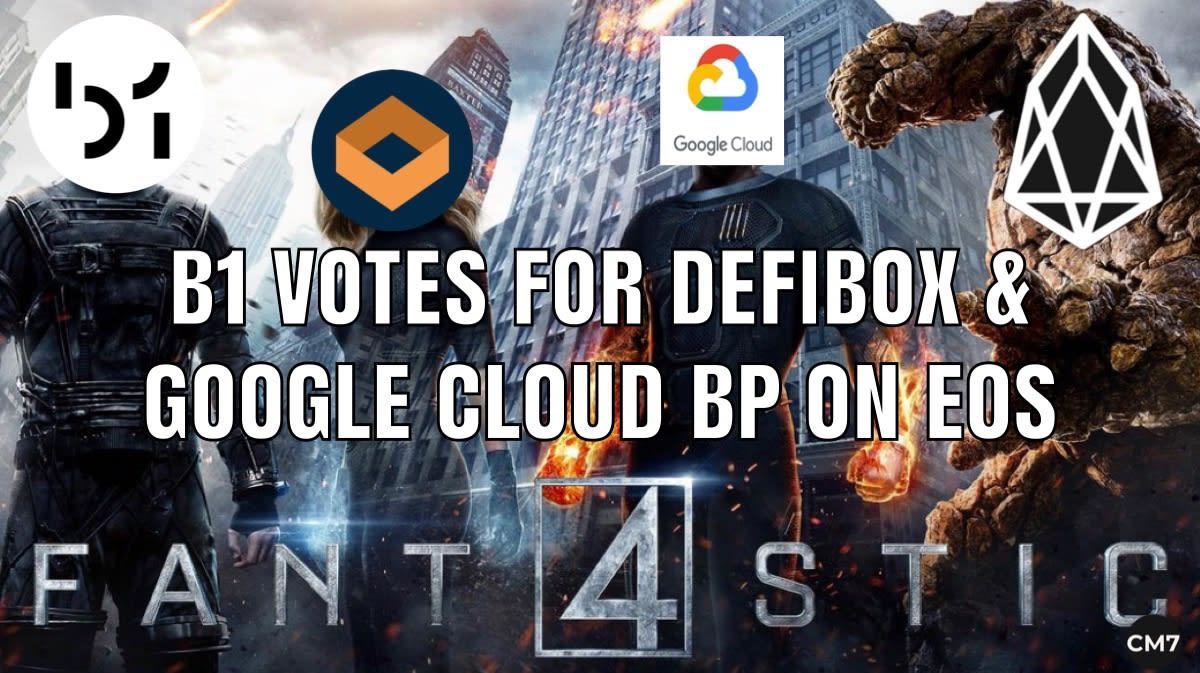 B1 votes