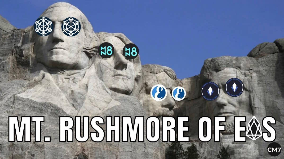Mt. Rushmore of EOS