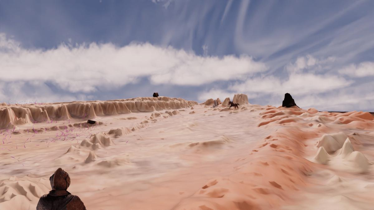 Desert Surprise