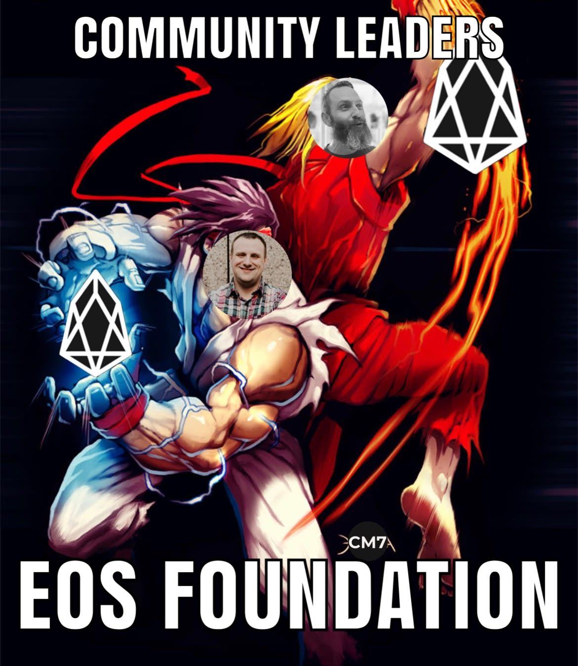 Community Leaders, EOS Foundation