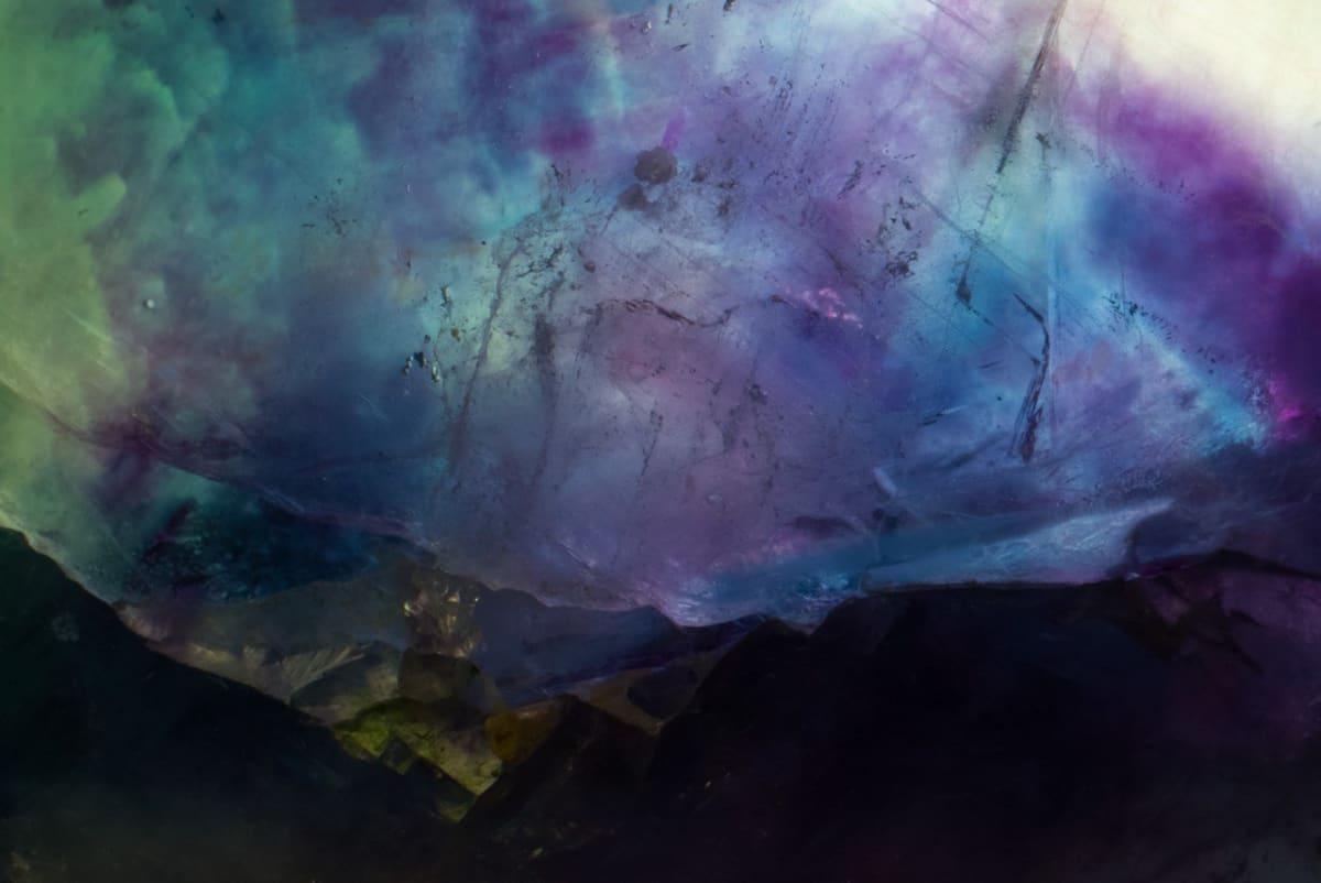 Otherworlds V : Fluorite Ice Cliffs