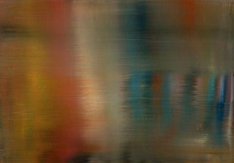 Reflexion No. 4 Abstract fine art
